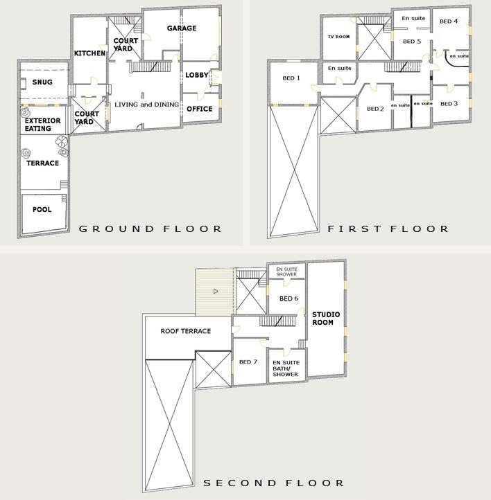 pollensahouse plans